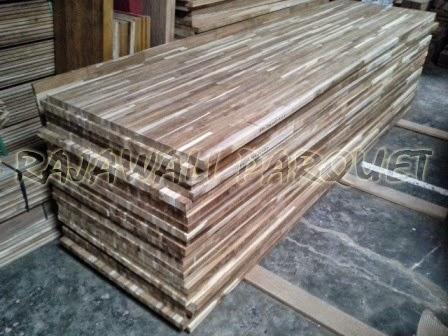 kayu jati solid