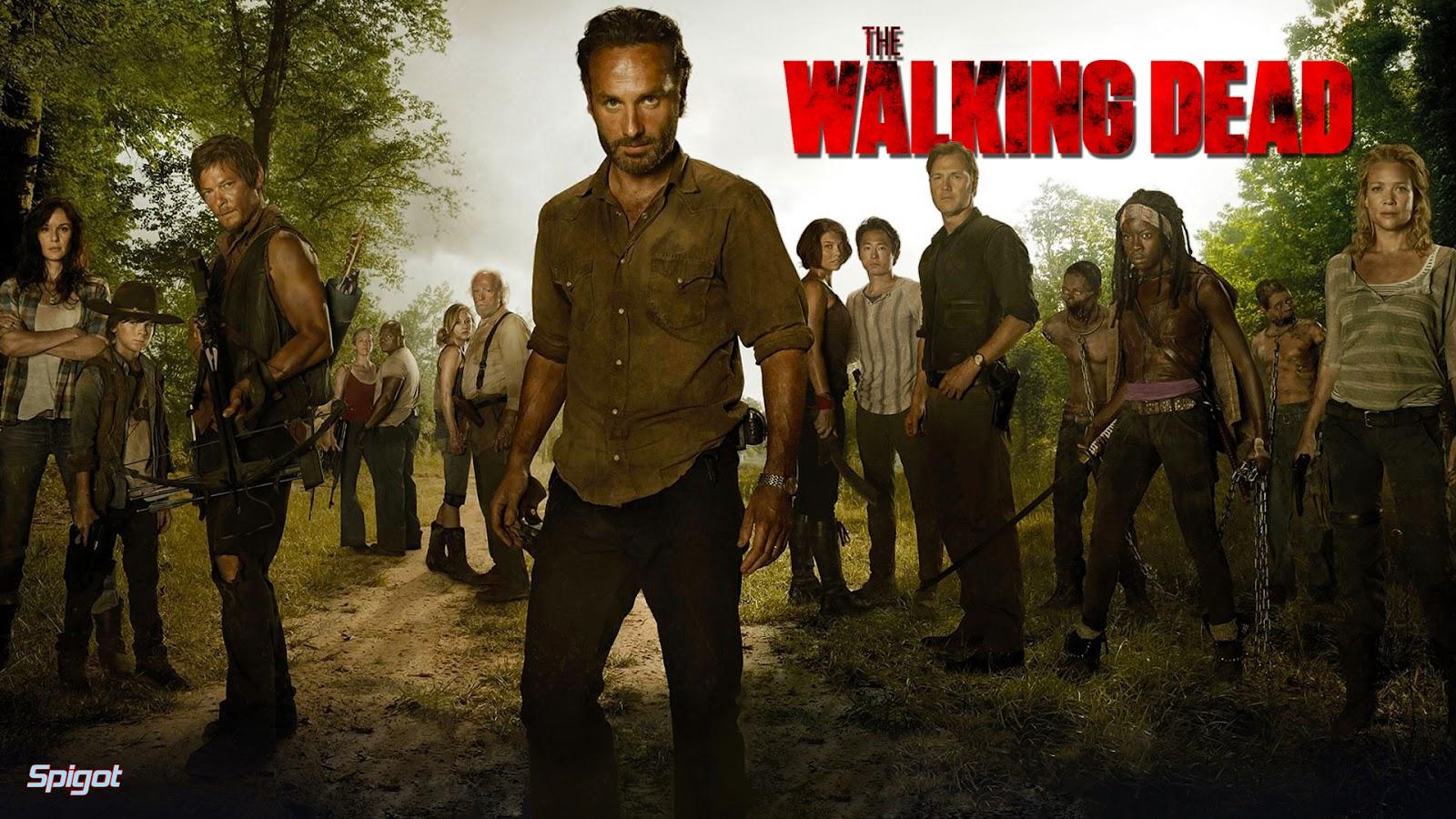 Wallpapers Hd 38 Wallpapers De La Serie The Walking Dead