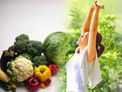Menjalani Pola Hidup Sehat