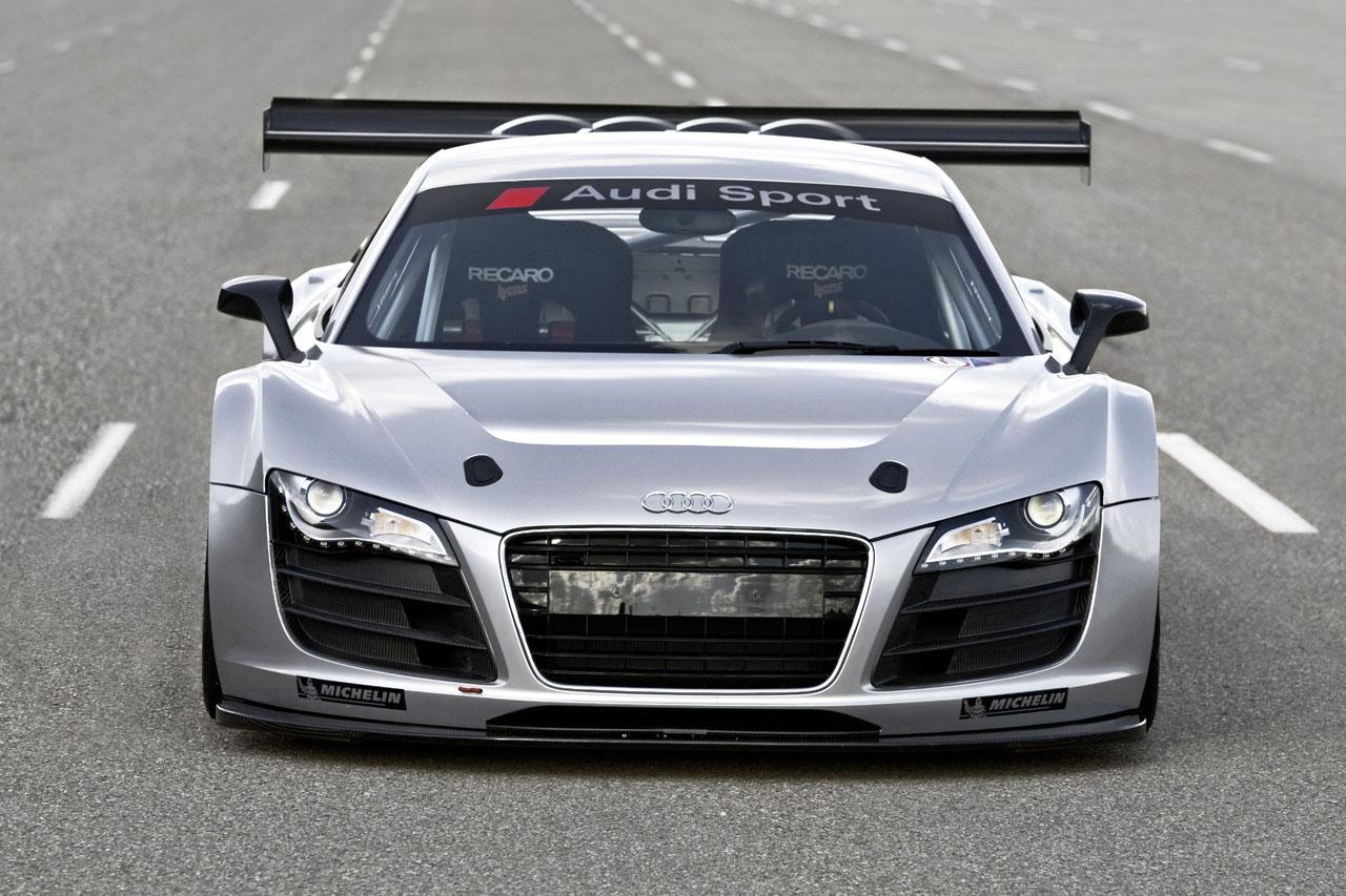 Audi r8 gt es la versión más potente ligera y costosa de la gama r8