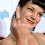 Pauley Perrette Tattoo Designs