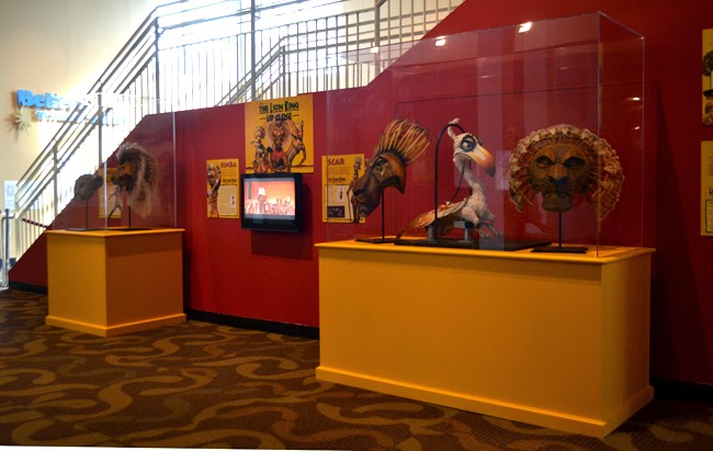 The Lion King: Up Close, Center for Puppetry Arts