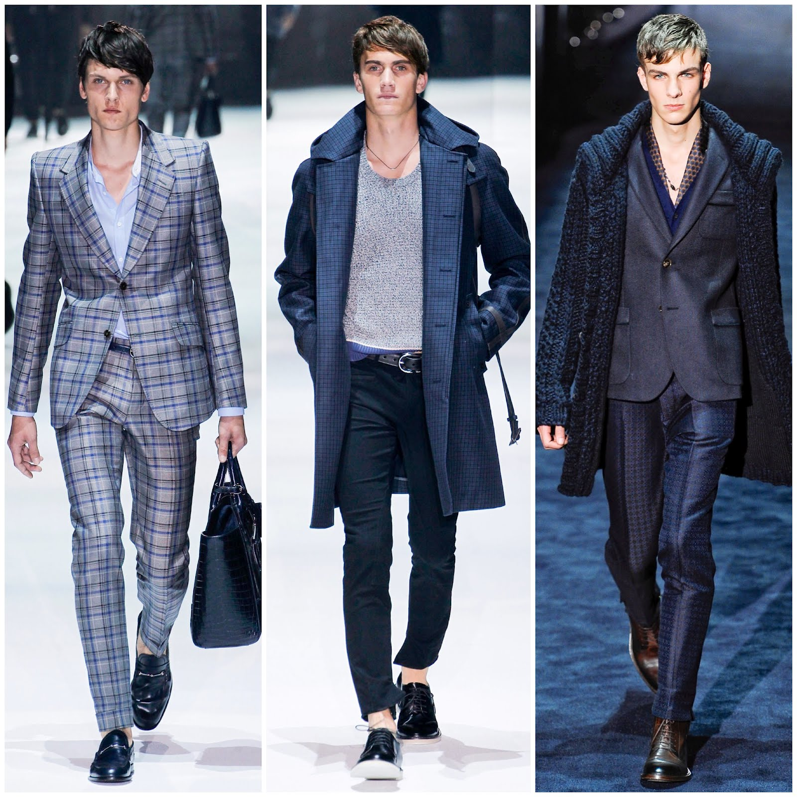 00o00 london menswear blog fashion style andrew garfield spiderman berlin germany gucci SS2012 FW2012 Spring Summer Fall Winter