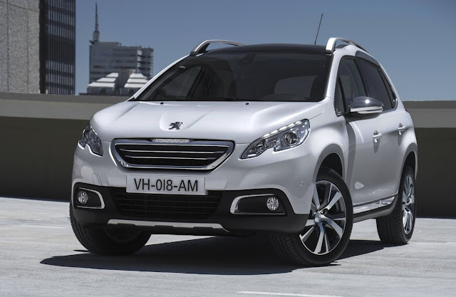 Peugeot Crossover 2008