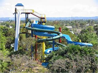 Kaskada Agua Park Santiago