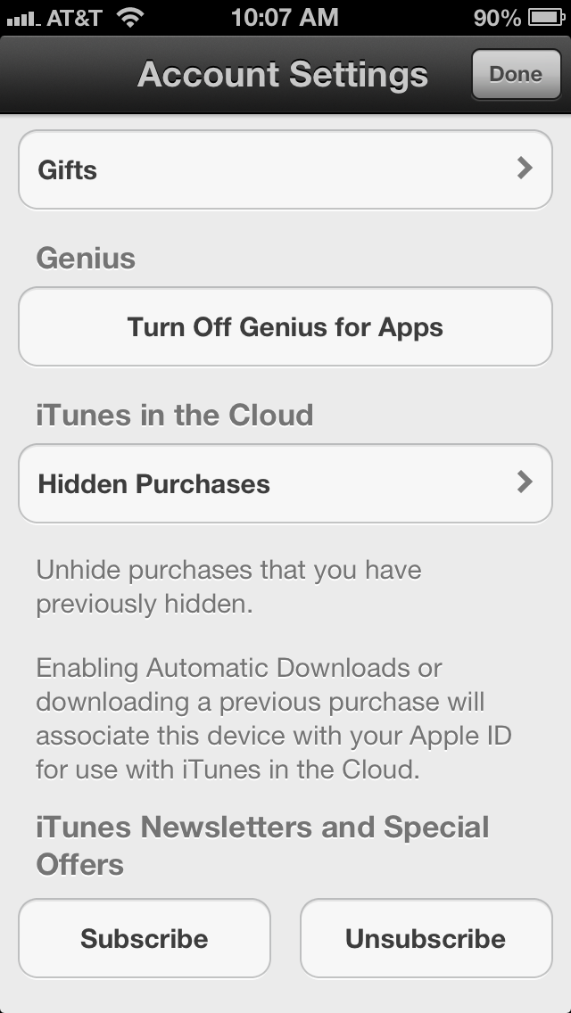 iTunes gift card online store