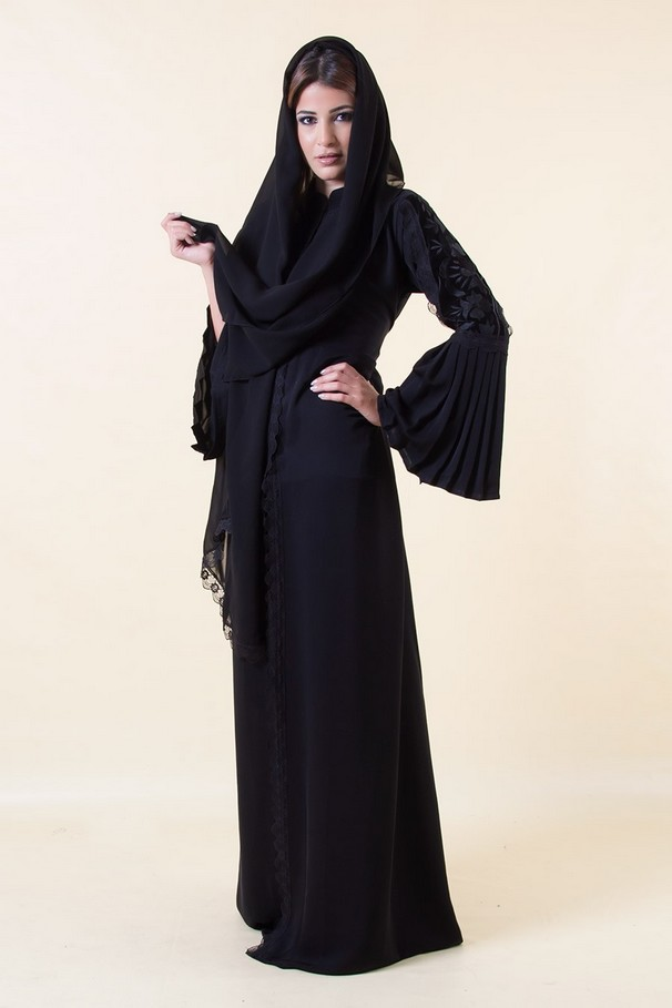 dubai abaya collection 2013 emirati abaya hijab fashion