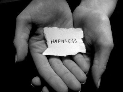 Menemukan kebahagiaan