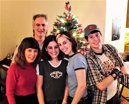 Piper and I with three of our four kids!