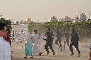 أكثر من 40 صورة و 4 مقاطع لتغطية تظاهرات البدون يوم الثلاثاء 1-5-2012
