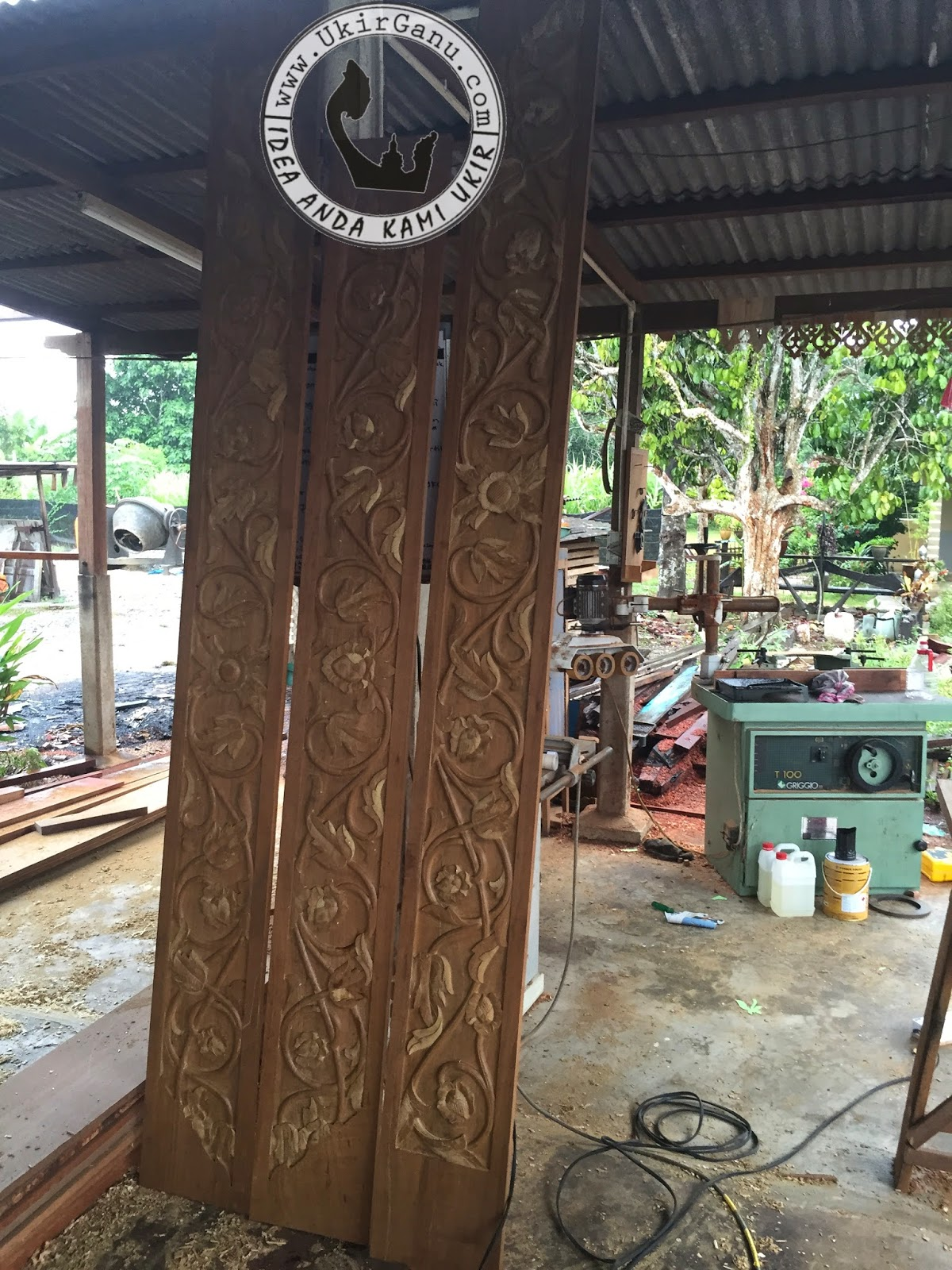 Awning Porch Kereta Razthome Tempahan Perabut Kabinet