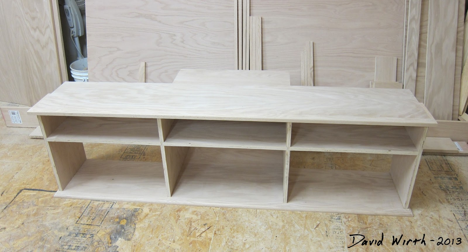 tv stand build plans