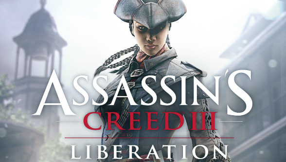 Assassins Creed 3 Liberation logo Is Assassins Creed III Sexist Against Women?