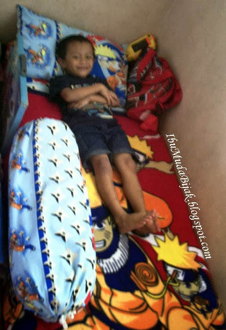 Mengajarkan Anak Tidur Sendiri