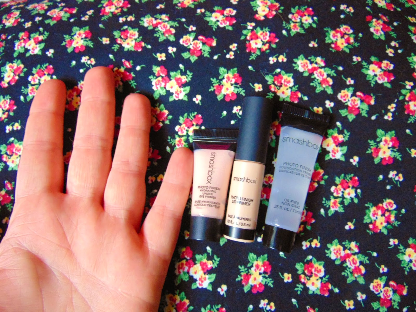 smashbox primer try it kit scale picture