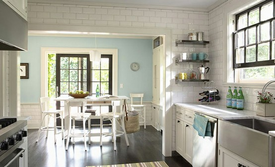 how to get grease off walls and cupboards