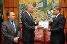 Departamento de Justicia USA declara oficial del año al coronel PN Alejandro Dipré