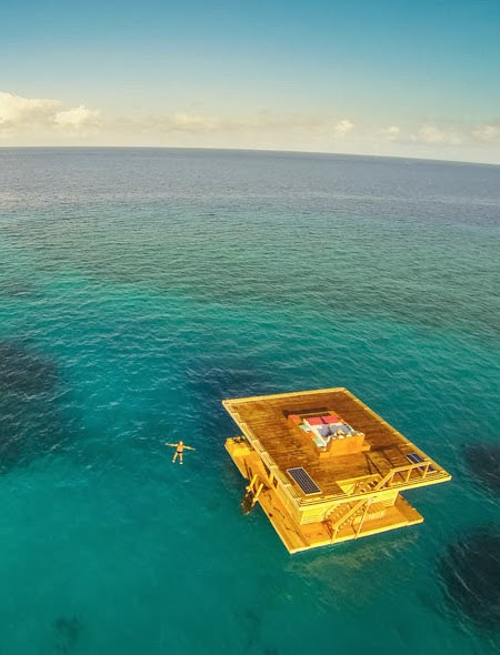 Manta Resort Floating Hotel