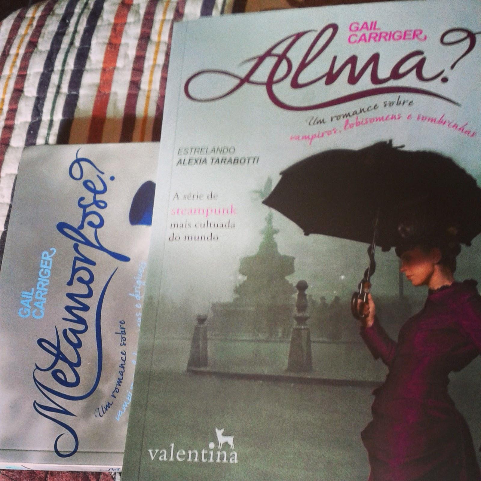 Alma? Gail Carriger - Editora Valentina