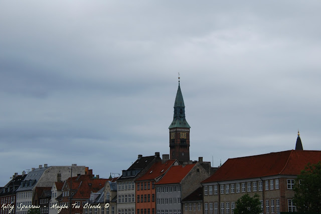 Copenhagen Skyline Denmark