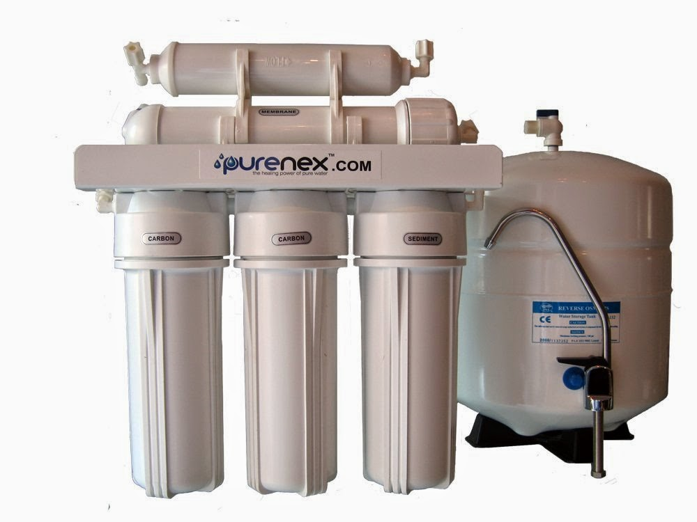 Water filtration systems 2014 five stage residential reverse osmosis system 50 gallons per day produces pure water much faster than most ros sold in stores locally which usually have publicscrutiny Choice Image