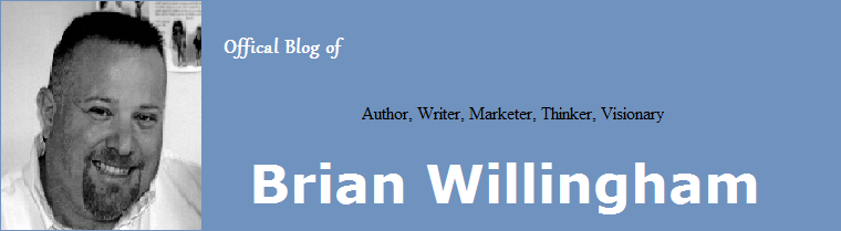 Brian Willingham | offical blog