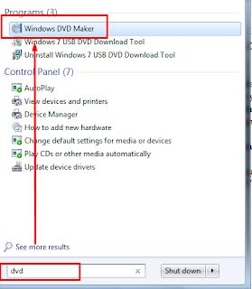 Cara burning VIDEO di DVD agar bisa di putar di DVD Player