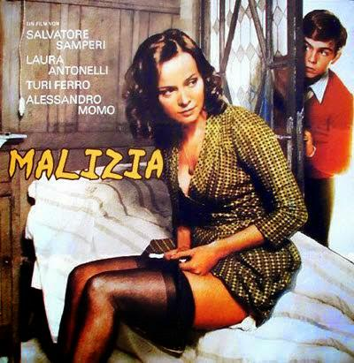 Malizia aka Malicious 1973 movie poster