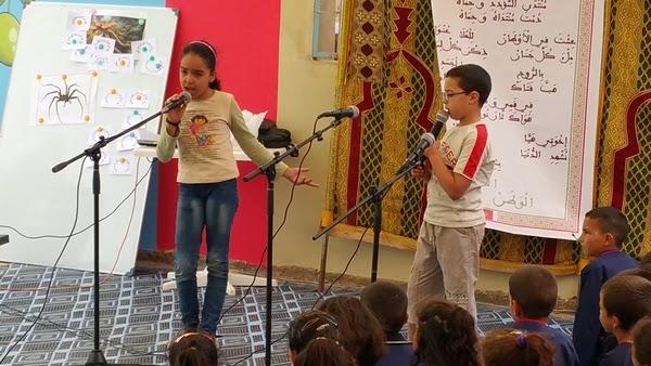 مجموعة مدارس أولاد يعقوب بنيابة بركان تنظم حفلا خاصا بالأندية التربوية
