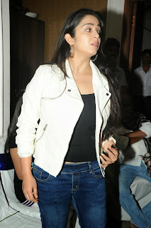 Actress Charmi Kaur Pictures in Jeans at One by Two Movie Celetes 20 Years Event 0109