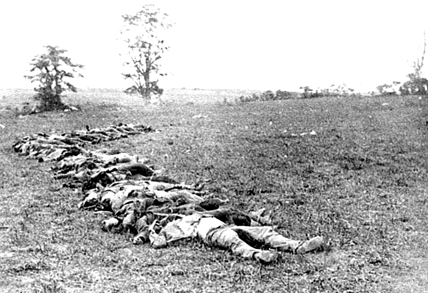 About President Abraham Lincoln Photos Of The Dead At The