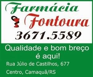 Farmácia Fontoura - Camaquã/RS