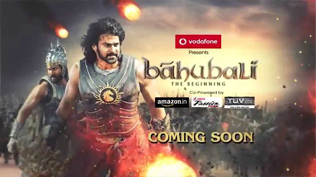 'Baahubali - The Beginning' Sony Max Upcoming Tv Premiere Story |Starcast |Timing |October 2015