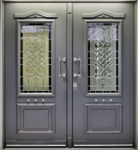 Aluminum Security Doors Innovative Youre House