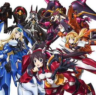 Infinite Stratos 2 OP Single - True Blue Traveler