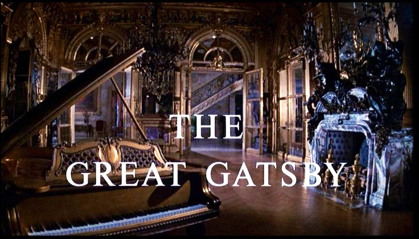 dreams are what le cinema is for the great gatsby 1974