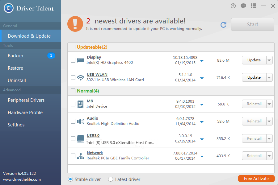 Windows Drivers Updater & Manager: Bluetooth is not Shown in Device Manager