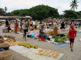 Dili Traditional Markets: Dili & Modernizacao