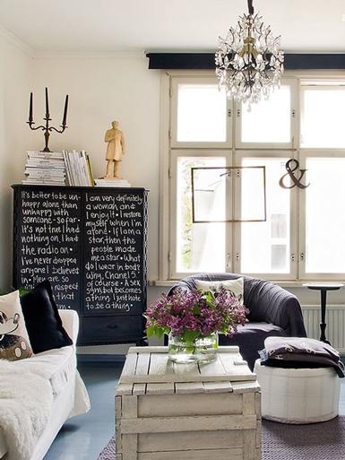 Mix & Match - ein lässiger Wohnstil - Christine Oertel Interior Design