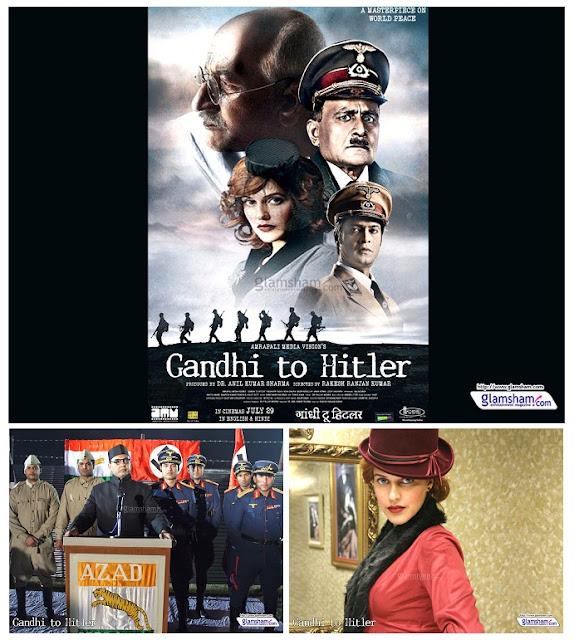 the Gandhi To Hitler hindi movie download