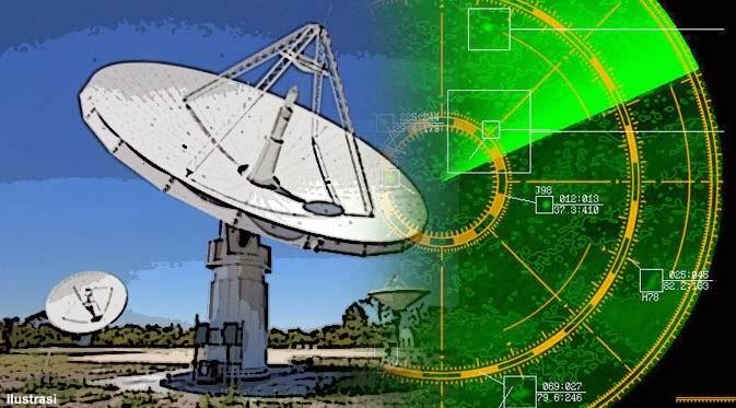 Perkuat Pertahanan Udara TNI AU datangkan 4 Radar Baru