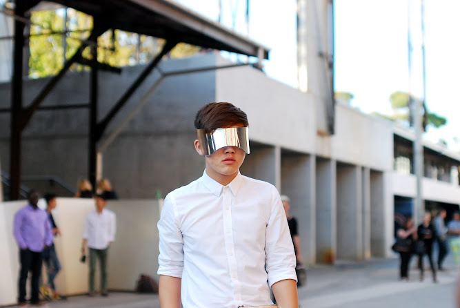 MBFWA 2013 Street Style Photography Sydney Blogger Oh That Boy
