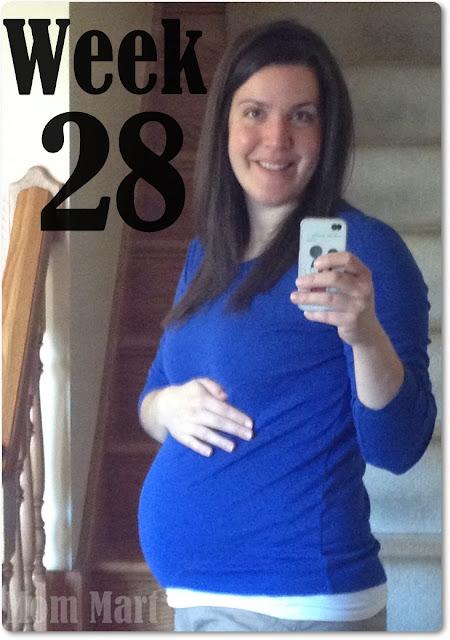 Pregnancy Week 28