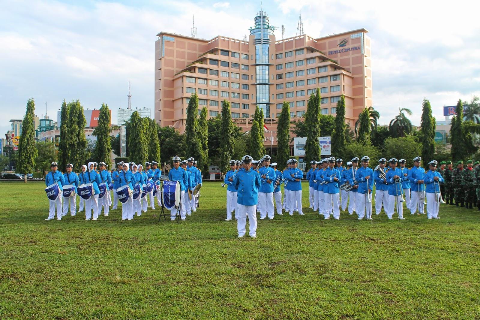 Korps Musik Praja Sangkakala Kab. Temanggung