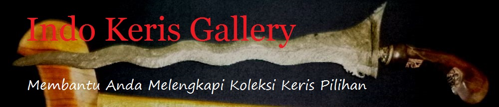 Indo Keris Gallery