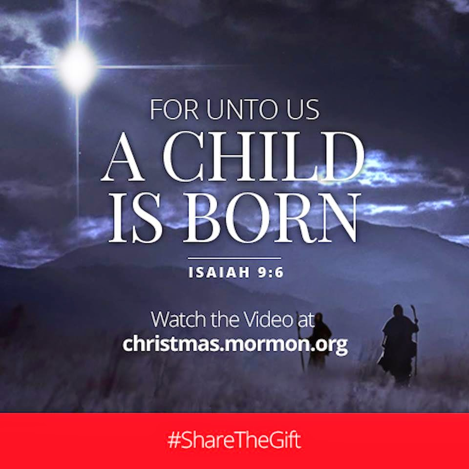 Ipswich Stake Relief Society: He is the Gift - #SharetheGift