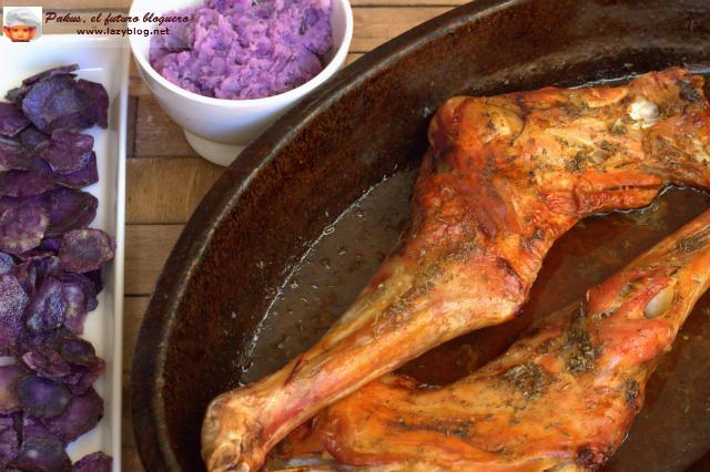 Lazy blog cabrito asado al romero para la cena de fin de a o - Cenas para fin de ano ...