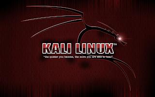 desktop kali linux