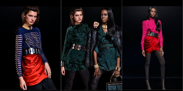 balmain for H&M collection 5th november stores, collection, fashion blog news