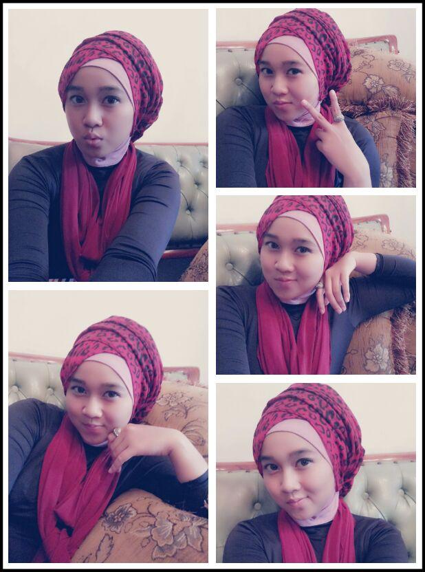 Tutorial Hijab by IM: IM hijab style